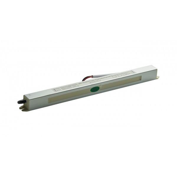 Блок живлення 12V 48W 4A герметичний AC180-240V Slim MOTOKO
