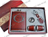 """Подарочный набор Moongrass DJH0779 """"Орел"""" Фляга+2 стопки+брелок+лейка Отличный запоминающийся подарок мужчине"""