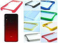TPU Бампер Xiaomi Redmi Note 7 (Pro) (прозрачный)