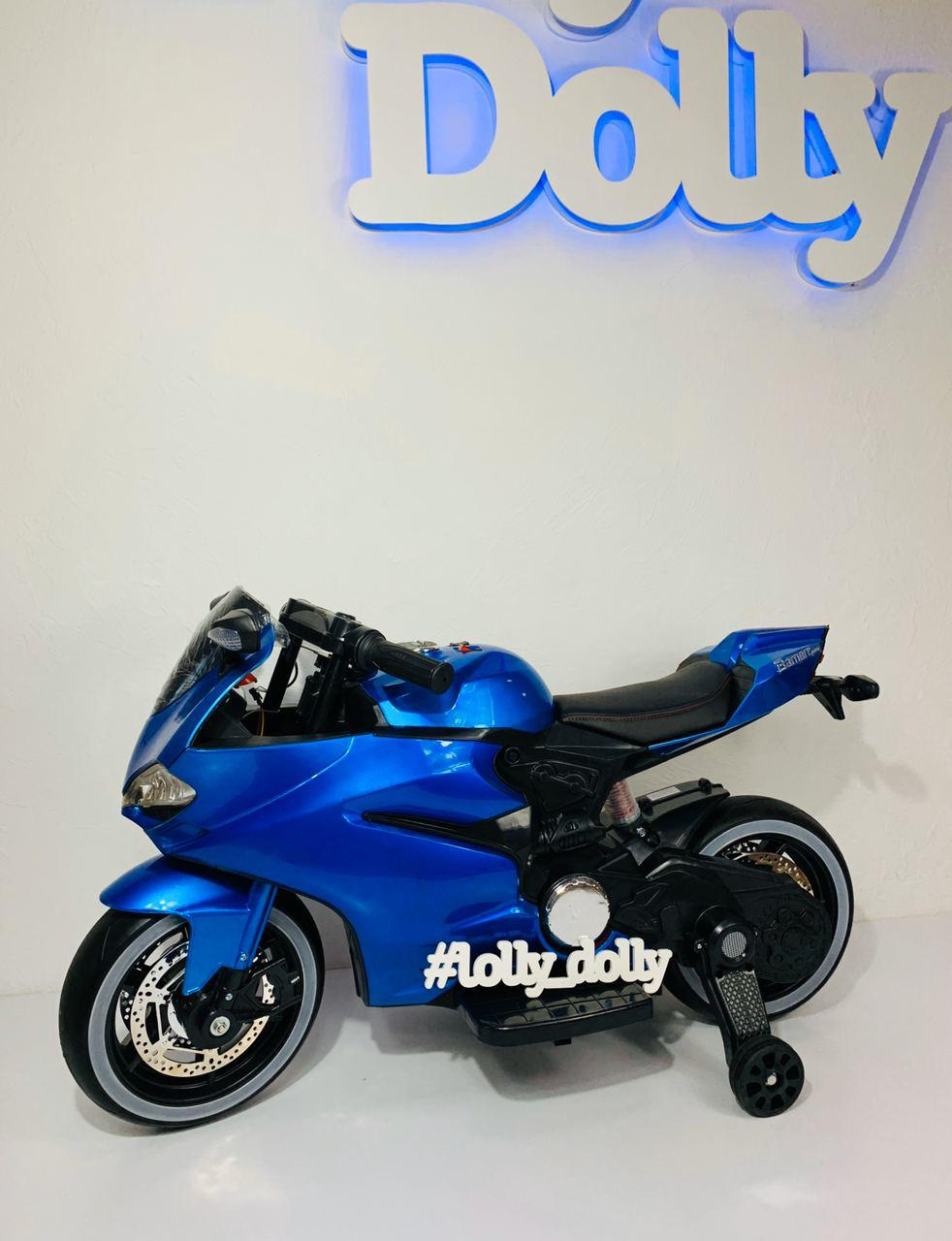 Электромотоцикл Дукатти Ducati M 4104 ELS
