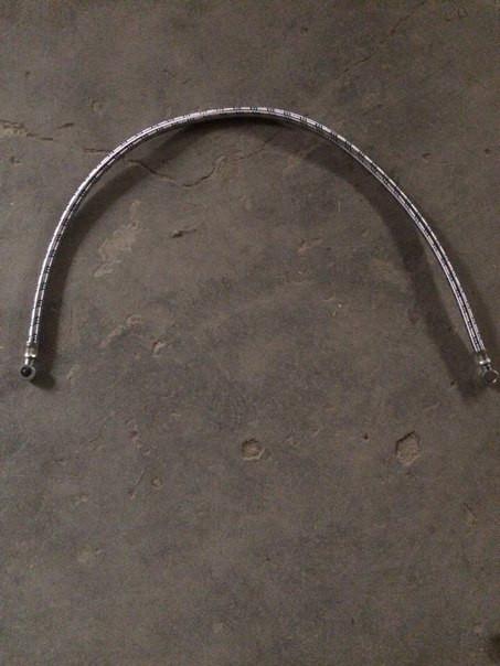 Шланг топливный, гибкий 1045 мм (в металевій обмотці)