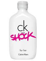 Туалетная вода Calvin Klein CK One Shock 200 ml edt