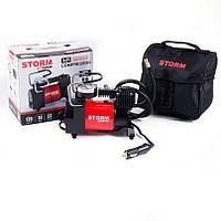 Автомобильный компрессор для подкачки шин STORM Big Power 20310 10 атм 37 л/мин 170 Вт (20310)