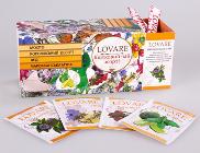 Чай в пакетиках Цветочно-Травяной LOVARE, 24 пакетика