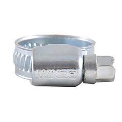Хомуты Winso металлические оцинкованные 12 -18 мм 160180