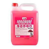 Активная пена автошампунь профессиональная автохимия Nowax Magnum Foam Shampoo Nano 5 л (NX05118)
