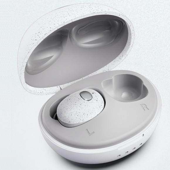 Whizzer E3 White TWS Спортивные Наушники Гарнитура Bluetooth