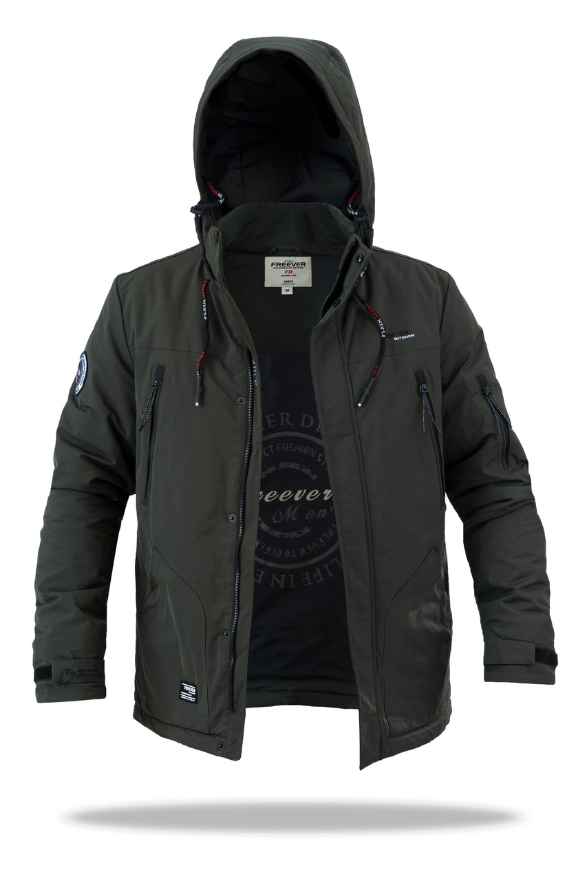 Мужская демисезонная куртка Freever (khaki)