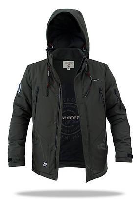 Мужская демисезонная куртка Freever (khaki), фото 2