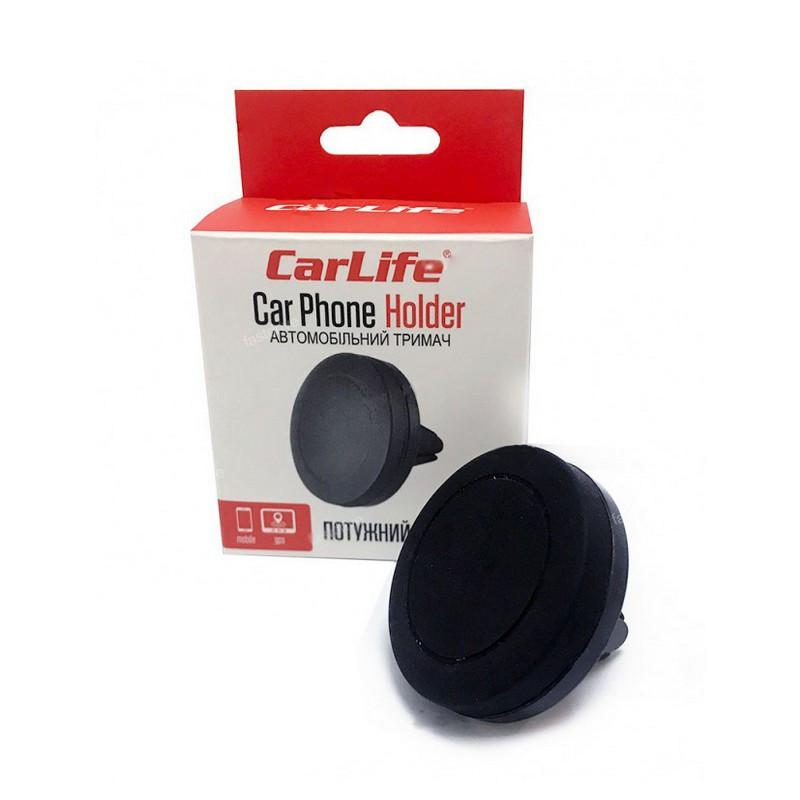Автодержатель магнитный на дефлектор Carlife (PH606)