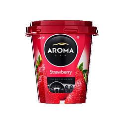 Ароматизатор в машину пахучка для авто Aroma Car Cup Strawberry