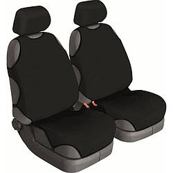 Майки на сидіння Beltex Cotton (без підголівників) чорний (11210)