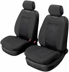Чохли Beltex Comfort передні сидіння (без підголівників) графіт