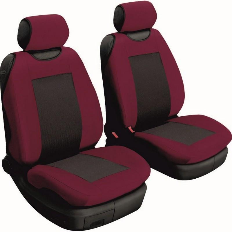 Чехлы Beltex Comfort на передние сиденья (без подголовников) гранат