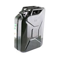 Канистра 20 л Белавто KS20 металлическая для бензина и для дизельного топлива