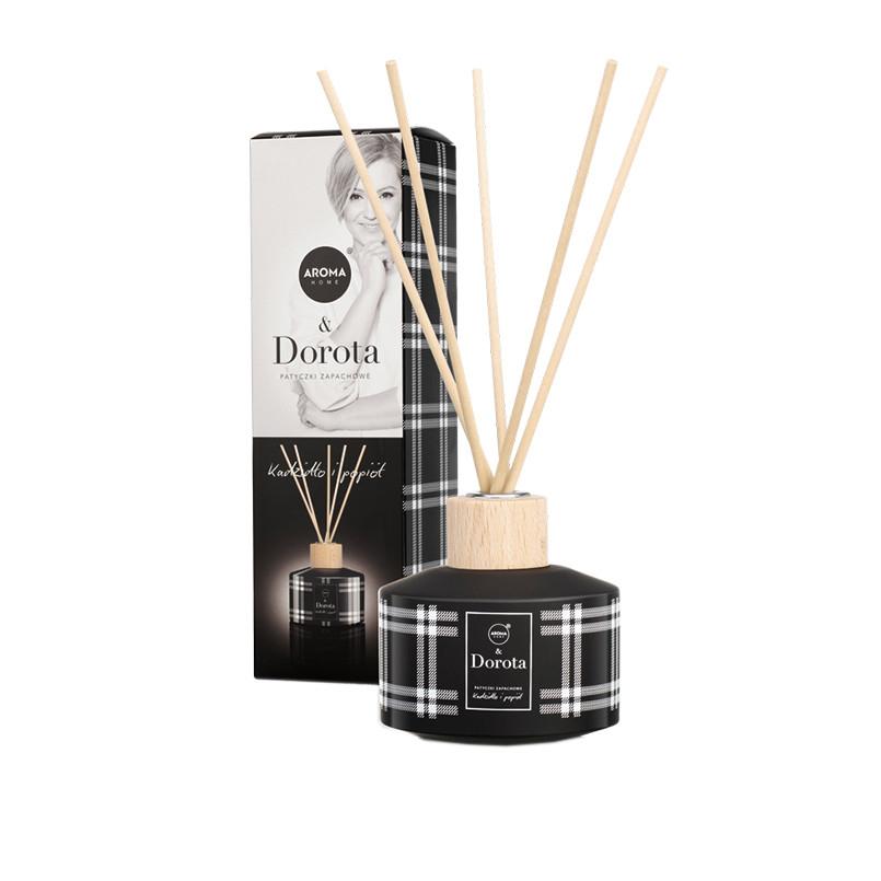 Ароматизатор для дома с палочками Aroma Home Dorota Incense and Ash освежитель воздуха 100 мл (83042)
