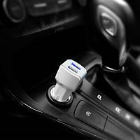 Автомобильное зарядное устройство 2USB 24A Hoco Z23 Grand Style (Z23)