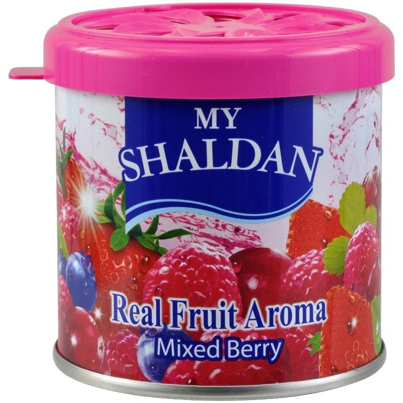 Ароматизатор в машину пахучка для авто My Shaldan Смесь ягод