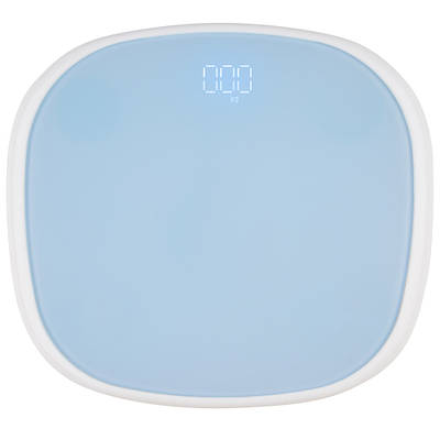 Весы напольные электронные LOSSO FS-2901 белые