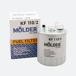 Фильтр топливный MÖLDER KF110/2