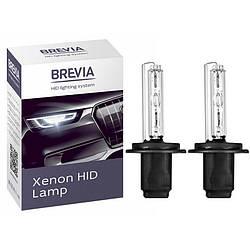 Ксенонові лампи H7 6000K Brevia (2 шт.)