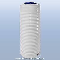 Емкость 500 литров узкая, вертикальная УЦЕНКА