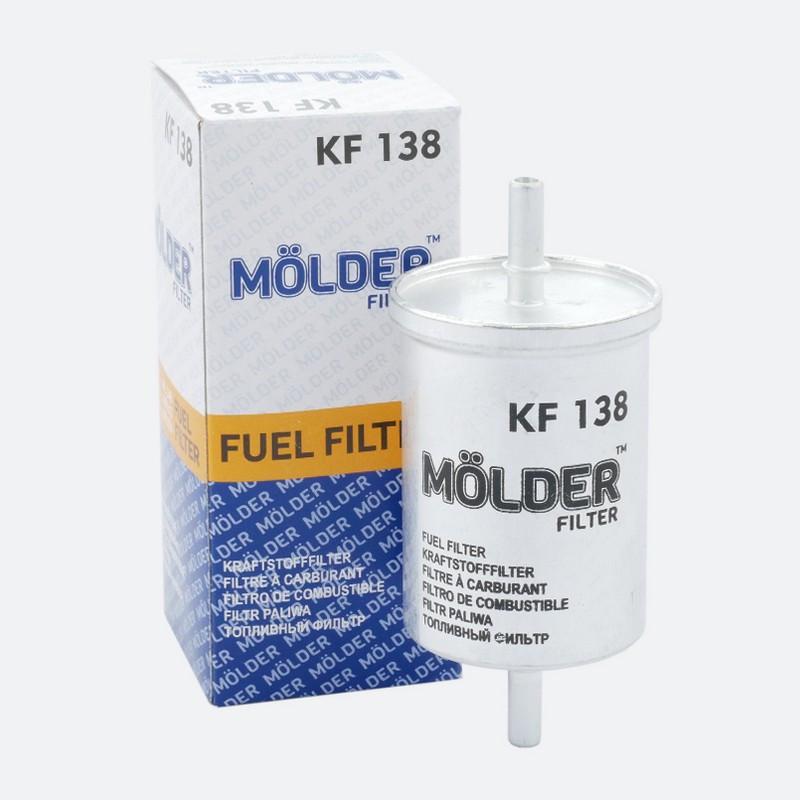 Фильтр топливный MÖLDER KF138