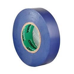Изолента Winso ПВХ синяя 30 м 19 мм (153300)
