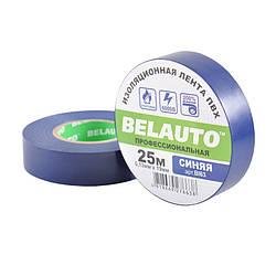 Изолента BELAUTO синяя 25 м (BI63)