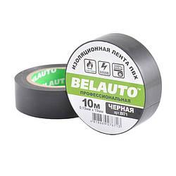 Изолента BELAUTO черная 10 м (BI71)