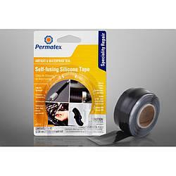 Силиконовая лента ремонтная водонепроницаемая самовулканизирующаяся Permatex self-fusing silicone tape (82112)