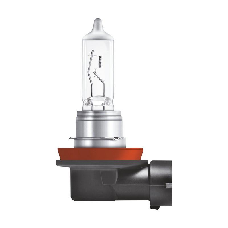 Галогеновые лампы OSRAM NIGHT BREAKER SILVER H11 12V 55W PGJ19-2 (64211NBS-HCB-DUO)