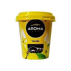 Ароматизатор Aroma Car Cup Vanilla 92782