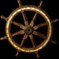 Штурвал корабля №3