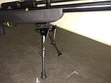 Сошки оружейные телескопические для винтовки PCP HARRIS BIPOD копия, фото 5