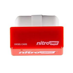 Экономайзер для авто, экономитель топлива Nitro OBD2 дизель 182976