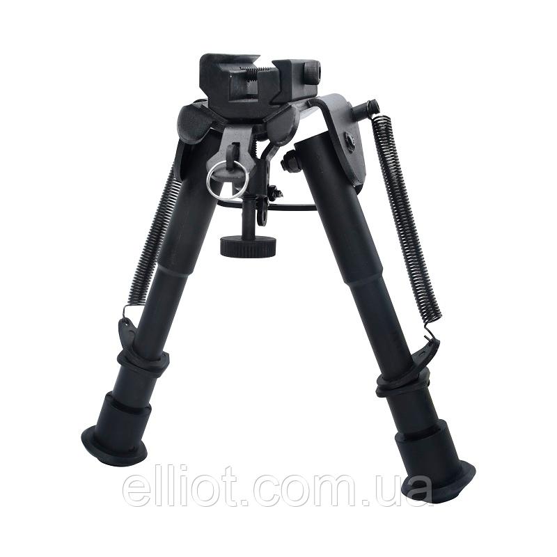 Сошки оружейные телескопические для винтовки PCP HARRIS BIPOD копия