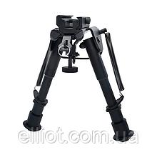 Сошки збройові телескопічні для гвинтівки PCP HARRIS BIPOD копія