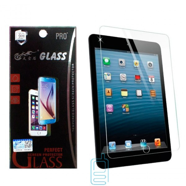 Защитное стекло 2.5D Apple iPad Mini 4, iPad Mini 5 0.26mm King Fire