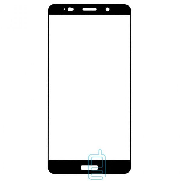 Защитное стекло Full Glue Huawei Mate 10 black тех.пакет