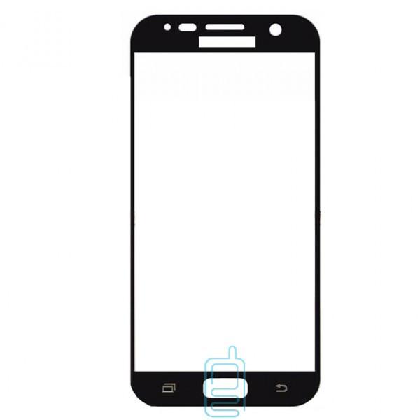 Защитное стекло Full Glue Samsung S7 G930 black тех.пакет