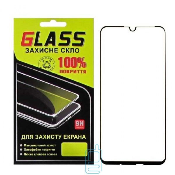 Защитное стекло Full Glue Huawei P Smart 2019, Honor 10 Lite black Glass