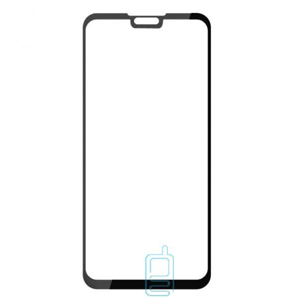 Защитное стекло Full Glue Huawei Y9 2019 black тех.пакет