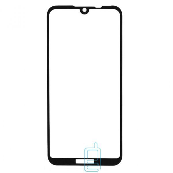 Защитное стекло Full Glue Huawei Y5 2019 black тех.пакет