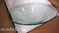 Умывальник стеклянный врезной круглый 470 мм, фото 1