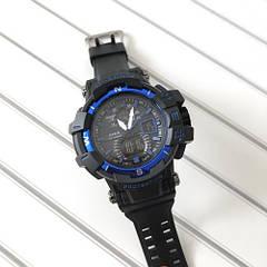 Наручные часы Casio G-Shock GW-A1100 Black-Blue
