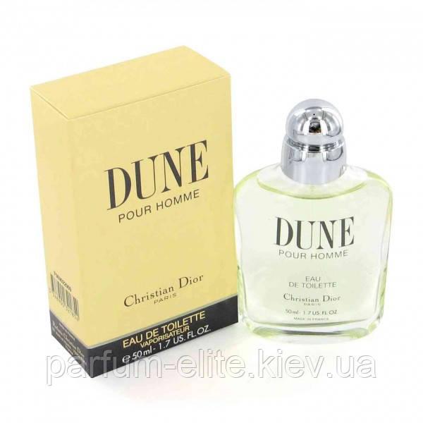Мужская туалетная вода Dior Dune Pour Homme 50ml - Интернет-Магазин