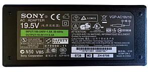 Блок питания для ноутбука Sony 19.5V 3.3A 65W (6.5*4.4)