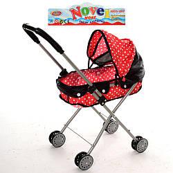 Игровая коляска для куклы 7616 отличный подарок для девочки