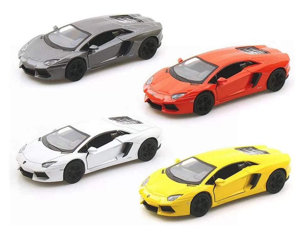 """Жел. машинка КТ5355 """"Lamborghini Aventador"""""""